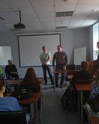 Закрывашка групп по программированию и тестированию - компании СДЭК и БКС, 8 апреля 2018