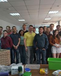 Закрывашка групп по программированию и тестированию - компании Евростудио, Новотелеком и Инетра, 10 июня 2018