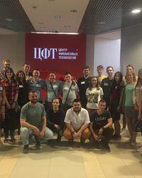Презентация работы в ЦФТ, 7 июня 2018