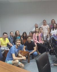 Группа автоматизации - сотрудники БКС и наши ученики с курса тестирования