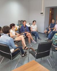 Доклад Натальи, менеджера проектов Евростудио - 18 августа 2018