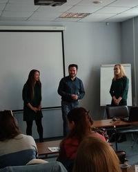 Выступление компании Инетра, 28 октября 2018